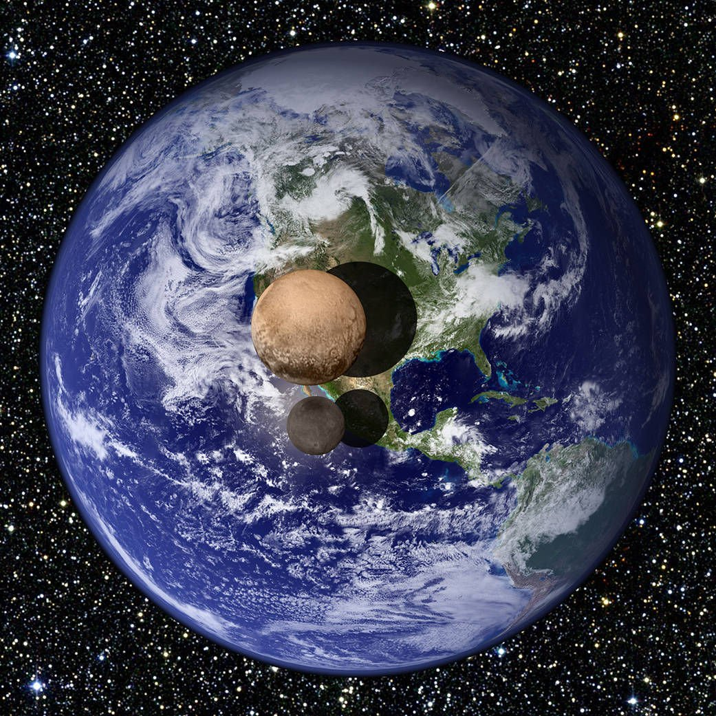 Pluto facts that New Horizons found