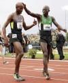 Runner-up good enough for London-bound Lagat