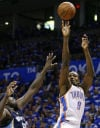 NBA Playoffs Oklahoma City 93, Memphis 91 Thunder steals one away