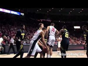 UA basketball video: Sean Miller on Tarczewski, York