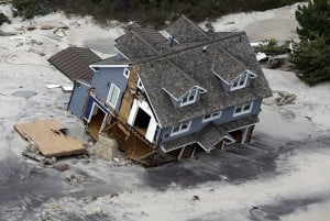 A look back: Hurricane Sandy aftermath