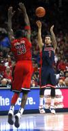 UA basketball: Miller pondering different starters
