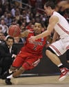 NCAA tournament Sweet 16 No. 2 Ohio St. 73, No. 6 Arizona 70 UA basketball Wildcats asleep at the switch on last shot