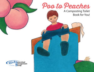 Children's book teaches kids value of composting toilets