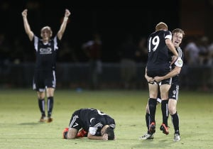 Late goal sends FC Tucson into title game