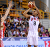 Arizona basketball: USA, Trier handle Croatia