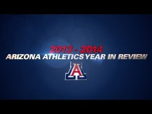 Video: Arizona Athletics 2013-14 year in review