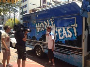 Tucson episode of 'The Great Food Truck Race' airs tonight