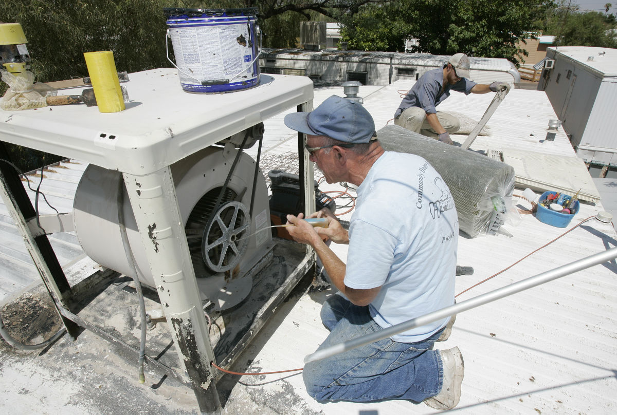 Community home repair projects
