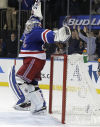 Rangers clinch series