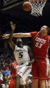 College basketball: Kirk energizes Lobos in win over No. 8 Cincy