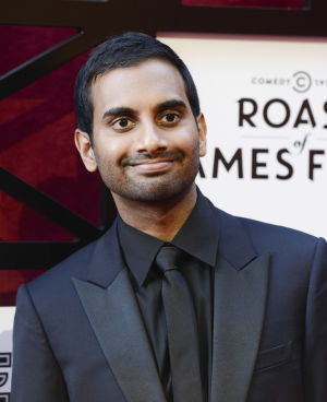 Stand-up Aziz Ansari is coming to Tucson
