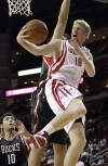 Budinger fulfills talent potential