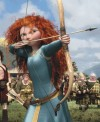 Princesses arise! This one's 'Brave'