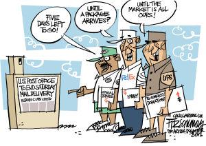 Fitz fix: Postal
