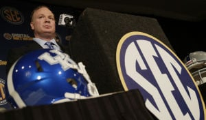 SEC media days: Mark Stoops raises hopes at Kentucky