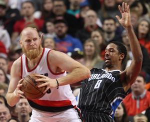 Photos: Orlando vs. Portland NBA basketball