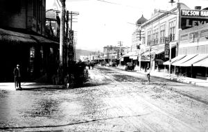 Ring's reflections: Tucson emerges from frontier-village roots