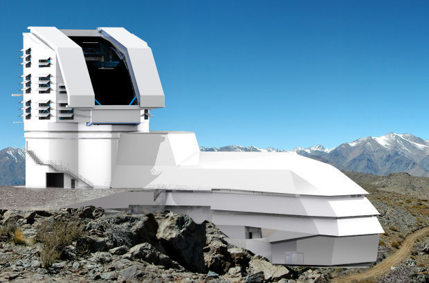 NSF releases funds for massive survey telescope
