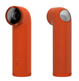 Discreet recording possible with HTC's periscope-shaped camera