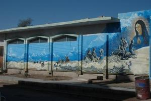 Big Jim: A gallery of Guadalupe murals