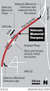 Veteran's Memorial Overpass