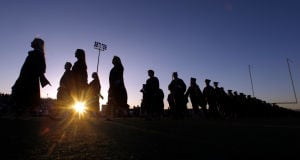 Photos: Cienega High School graduation