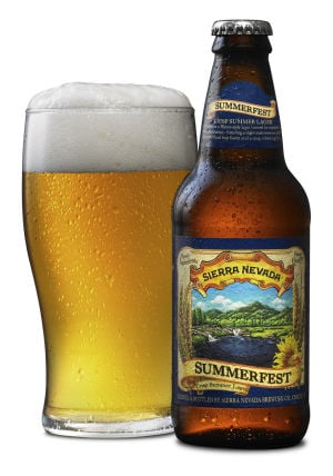 Light, crisp beers best for all-day summer sipping