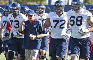 UA football: Wildcats 'ready to play' in opener