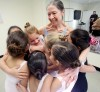 Giving girls a chance to dance