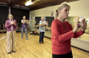Oasis classes a good way to keep active