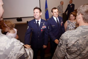 Photos: Bronze Star recipients at D-M AFB
