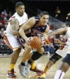 College basketball USC 89, Arizona 78
