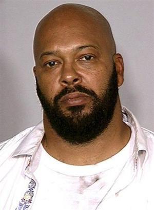 """Rapero """"Suge"""" Knight es arrestado por atropellamientos"""