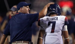 UA football notebook: Rodriguez hopes QBs are ready