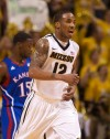 Top 25 men: Denmon delivers knockout as Missouri outlasts Kansas