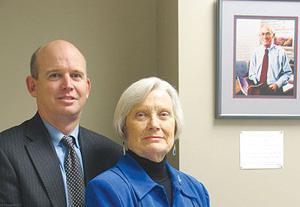 Jan Harelson, longtime UA benefactor, dies