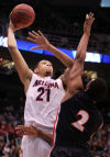 Arizona vs. Belmont in the NCAA Tournament