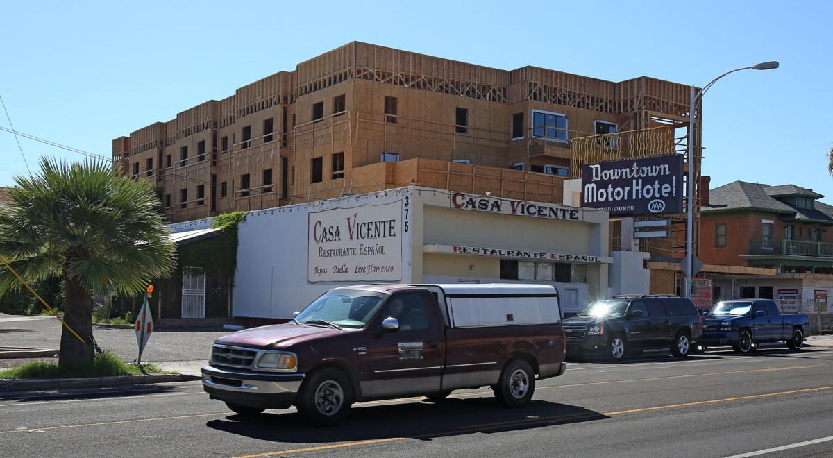 What 39 S Going Up Tucson Motor Court To Be Affordable