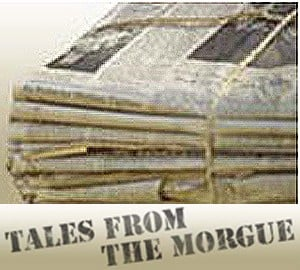 Tales from the Morgue is on a short hiatus