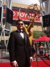 Chris McCaleb at the Emmy Awards