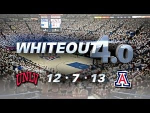 Wildcats will host 'white-out' game again