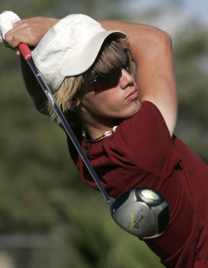 High school golf: Shooting for a bigger trophy