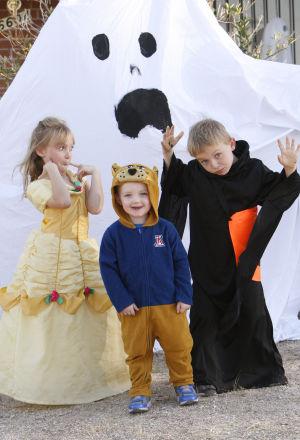 Free Halloween event tomorrow