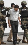 Mexico's Sinaloa drug chief arrested