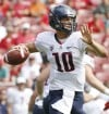 Arizona football notebook: Scott breaks Tuitama marks