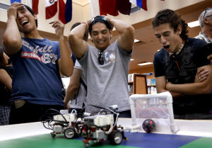 Photos: Soccer RoboCup Junior