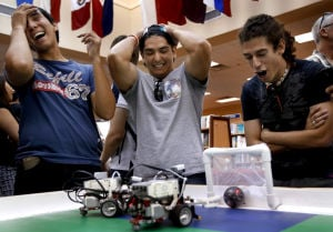 Photos: Soccer RoboCup Junior
