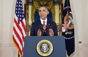 ¿Puede Obama ir a la guerra sin apoyo de Congreso?