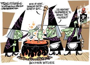 Daily Fitz Cartoon: Toxic brew